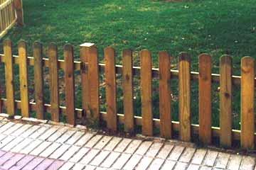 Instalación de vallas y cercados